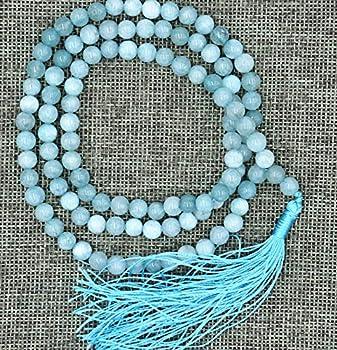 Best aquamarine bead necklace Reviews