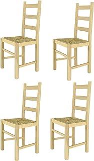 Tommychairs sillas de design - Set 4 sillas clásicas