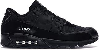 [ナイキ] エアマックス 90 AIR MAX 90 ESSENTIAL black/white aj1285-019 ブラック ホワイト スニーカー [並行輸入品]