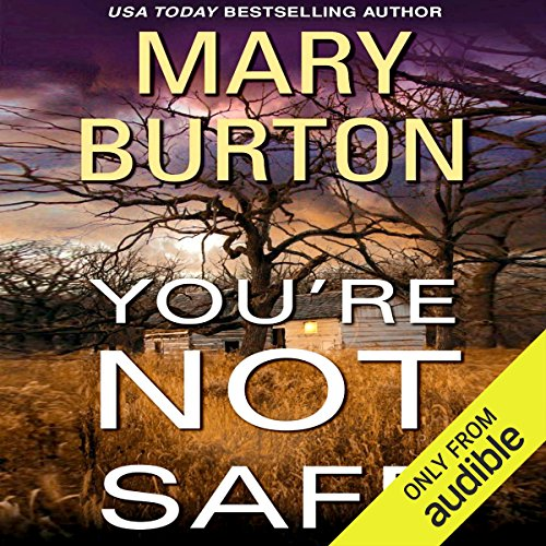 You're Not Safe audiobook cover art