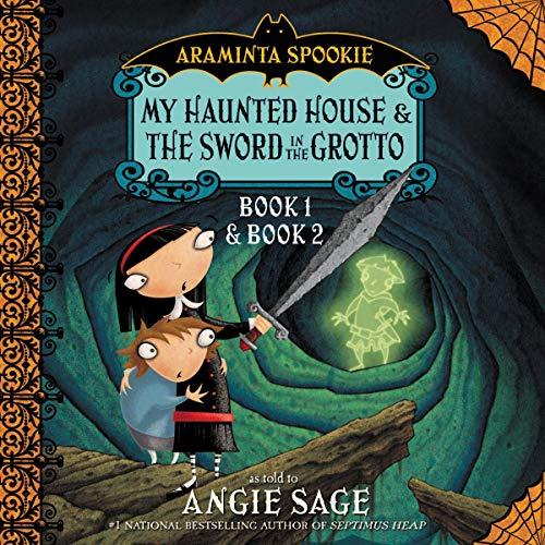 Araminta Spookie, Books 1 & 2 cover art