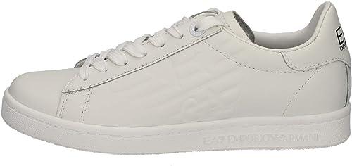 Emporio armani  sneaker uomo X8X001 N-Taglia-IT-40-2/3-US-