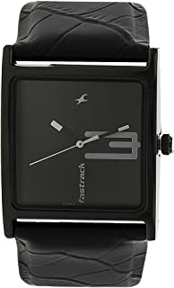 Best black metal watches fastrack Reviews