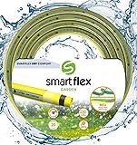 SMARTFLEX SMT Comfort Gartenschlauch 25m Ø13mm (1/2') 14bar formstabil und flexibel, kein verdrehen