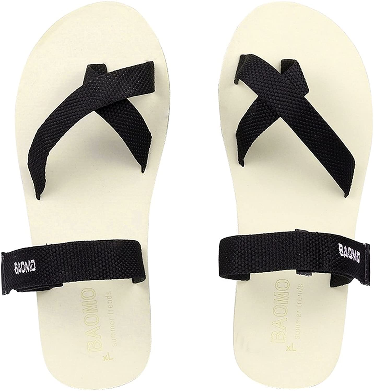 Leisurely Pace Beach Flip Flops for Women Summer Thong Strap Sandal