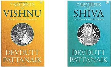 7 Secrets Of Vishnu + 7 Secrets Of Shiva (Set of 2 Books)