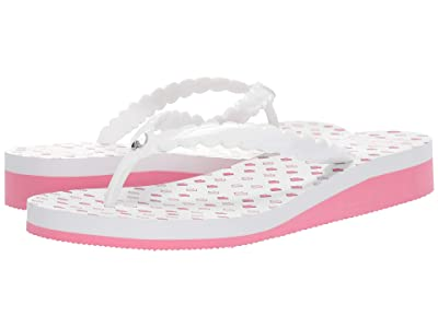 Kate Spade New York Malta (White Shiny Jelly) Women