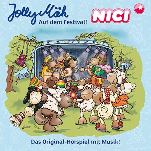 Jolly Mäh auf dem Festival! Titelbild