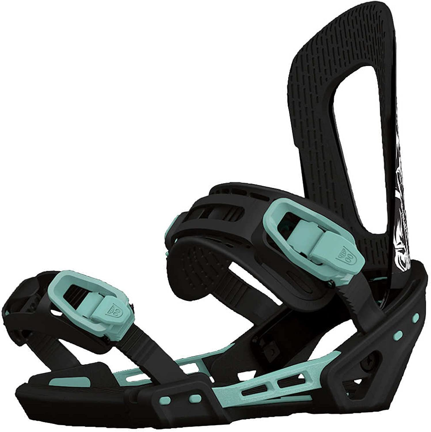 Switchback Eiki Pro Snowboard Bindings Mens
