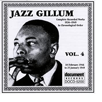 Jazz Gillum Vol. 4 1946-1949
