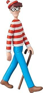 Medicom Waldo Ultra Detail Figure, Multicolor
