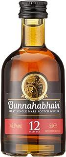 Bunnahabhain 12 Years Old Whisky,5 CL