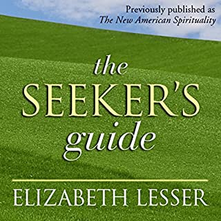 The Seeker's Guide audiobook cover art