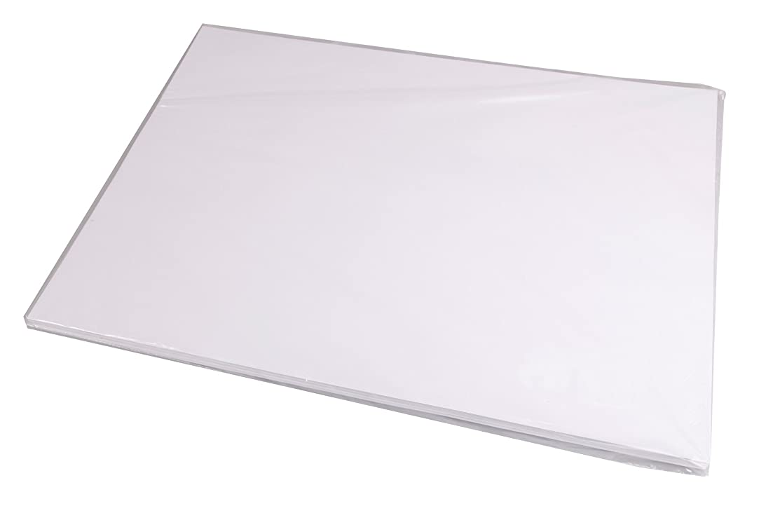 Clairefontaine Bristol Extra White Paper, 205 g, 50 x 65 cm, 125 Sheets