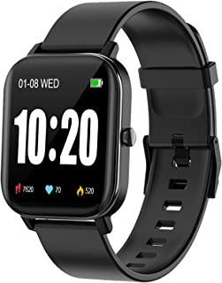 PUBU Fitness Tracker, IP67 Waterproof Fit Watch with...