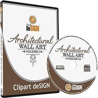 Wall Art Decal-Sticker Clipart-Vinyl Cutter Plotter Images-Vector Clip Art Graphics CD