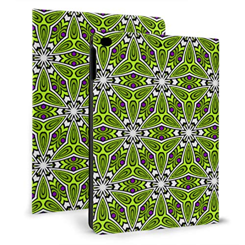 Ipad Cover Protector Colorful Ethnic Abstract Style Kids Ipad Case For Ipad Mini 4/mini 5/2018 6th/2017 5th/air/air 2 With Auto Wake/sleep Magnetic Waterproof Ipad Case