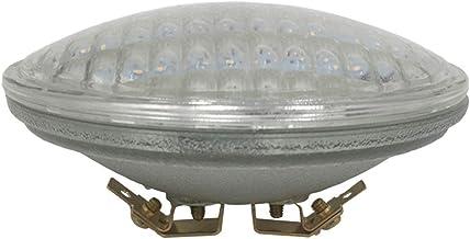 LED Light Bulbs 5 stks onderwaterlichten LED Par36 PAR-lampen DC/AC 12V 9W (Size : Warm white 3000K)