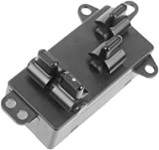 ROADFAR Window Switch Power Window Switch Master Control Switch Front Driver Side Replacement fits 2004-2007 Chrysler Town Country 2004-2007 Dodge Caravan 2004-2007 Dodge Grand Caravan 4685732AC