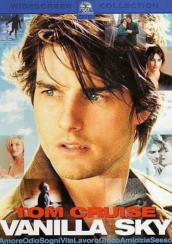 Vanilla Sky by Tom Cruise