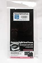 Camera Light Seal Form 250 X 125 X 1.5mm(9.84 X 4.92 X 0.05 in)
