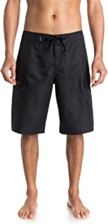 Men's Manic 22 Inch Length Cargo Pocket Boardshort Swim...