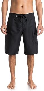 Quiksilver Men's Manic 22 Inch Length Cargo Pocket Boardshort Swim Trunk
