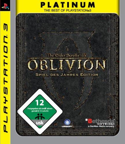 The Elder Scrolls IV: Oblivion - Game of the Year Edition [Platinum]
