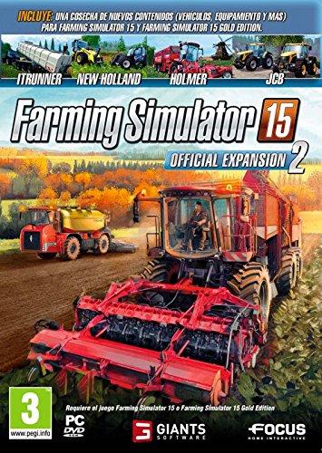 Farming Simulator 15: Official Expansion 2