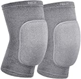 Best Soft Knee Pads for Dancers Biking Football Soccer Tennis Skating Workout Climbing Exercise Work Yoga Pole Dance Volleyball Knee Pads for Women Girls Boys Child-M