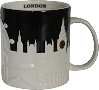 Starbucks London Relief Mug City Collection