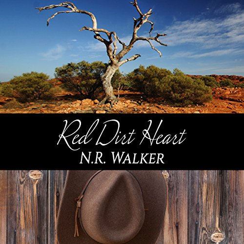 Red Dirt Heart audiobook cover art