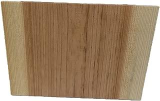 M-WORLD 試割板【国産杉板】  12ミリサイズ (一枚)