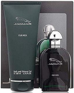 JAGUAR Green for Men Eu De Toilette 100 ml + 200 ml Bath & Sg Travel Set