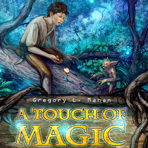 A Touch of Magic cover art