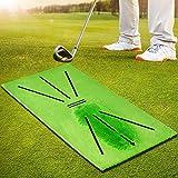 Best Golf Mats - BNT Golf Training Mat, Swing Detection Batting, 23.6in Review