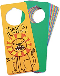 Rainbow Bright Door Hangers Value Pack (Pack of 48)