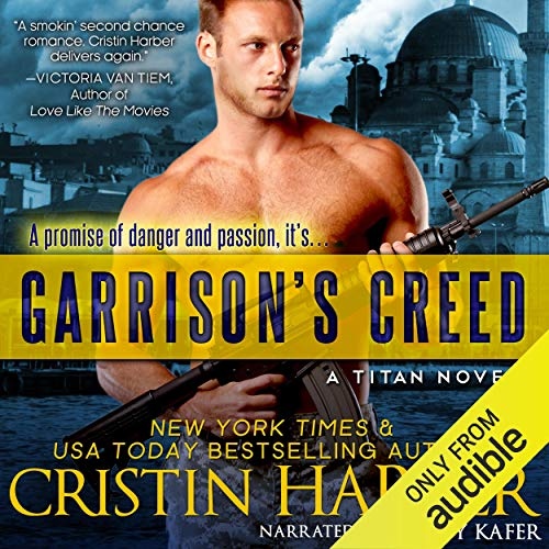 Garrison's Creed cover art