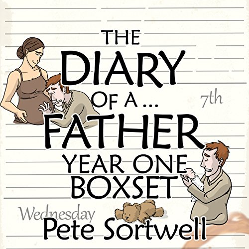 The Diary of a...Father: Year One Boxset Titelbild