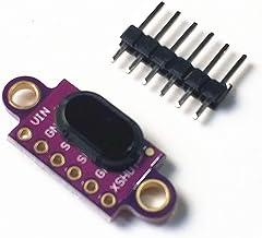 VL53L0X Tiempo de Vuelo (TOF) Laser Ranging Sensor de Fuga de 940 NM láser de Distancia VL53L0XV2 Módulo CII CII (Color : Module Cover)