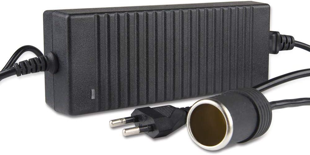 MTSBW Car Power Inverter, 120W 12V 10A Car Cigarette Lighter Pow