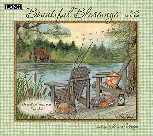 Bountiful Blessings 2016 Calendar