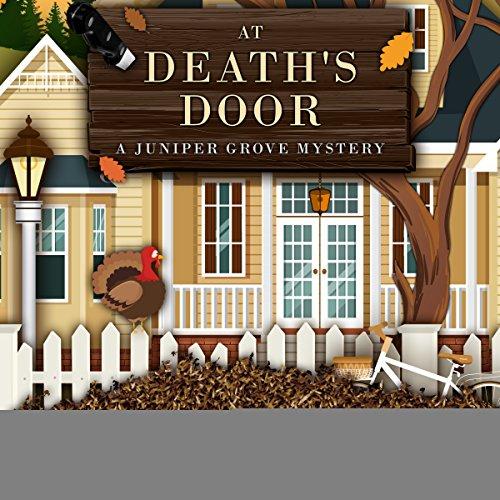 At Death's Door audiobook cover art