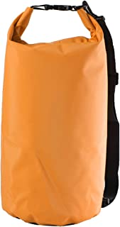 TT WARE 15L Waterproof Dry Bag Sack For Camping Hiking Canoe Kayak Swim Rafting-Orange