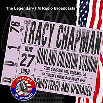 Legendary FM Broadcasts - Oakland Coliseum Stadium, CA 27th May 1989