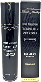 The Shaving Co. Beard & Mustache Growing Balm Noxidil-TS 1.69oz/50ml