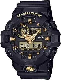 【跨境自营】G SHOCK-Casio 卡西欧 石英男士手表 GA-7(包邮包税)