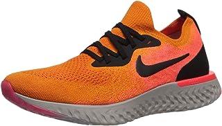 Nike Women's Epic React Flyknit Running Shoe (8.5)