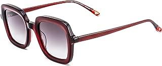 Woodys Barcelona - Gafas de sol BERTA 02 burdeos SUNGLASSES ...