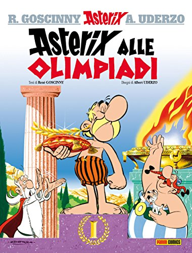 Asterix alle Olimpiadi (Italian Edition)